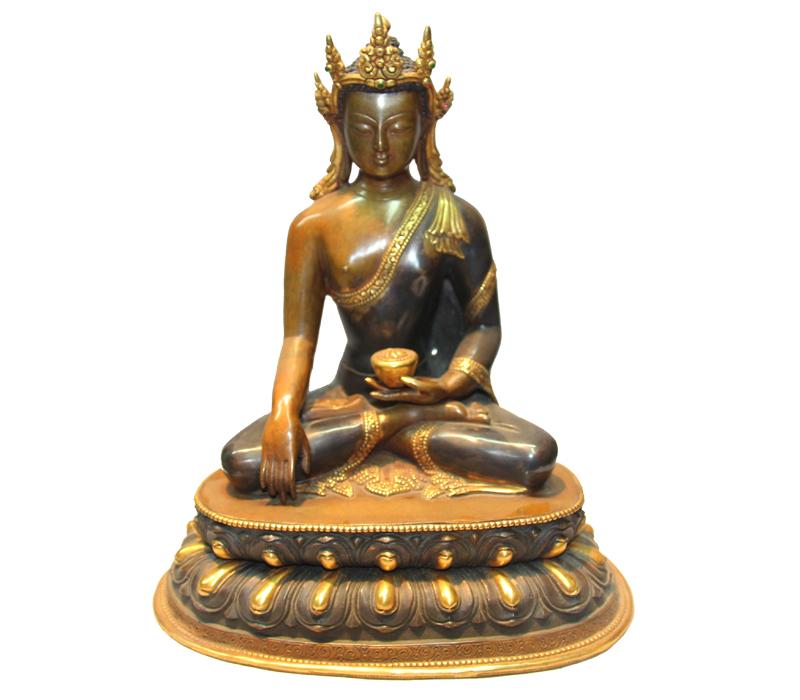 traditional buddha statue