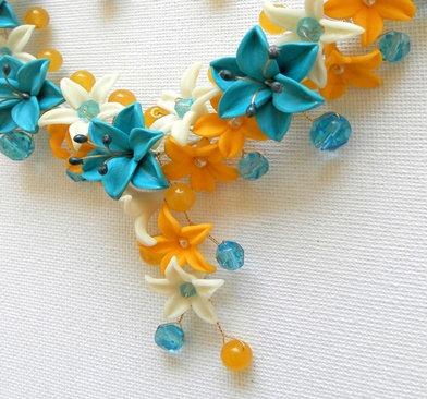 Turquoise Yellow Jewelry