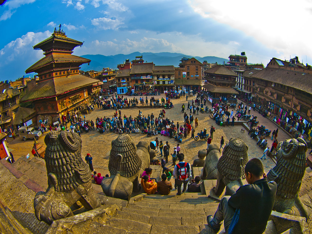 Bhaktapur-Nyatapola-Temple2